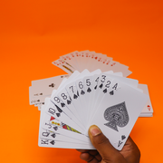 Braille Playing Cards for The Blind
