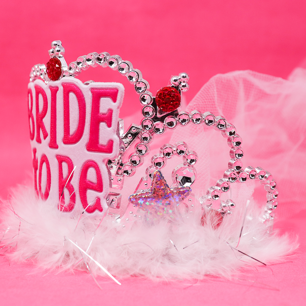 Bride To Be Crown Tiara