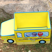 Foldable Bus Chair with Storage (Kids Furniture)