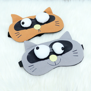 3D Cat Eye Mask (With Gel Pad)