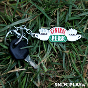 Friends - Central Perk Keychain