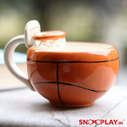Basketball Shaped Cereal Bowl best quirky gift online india