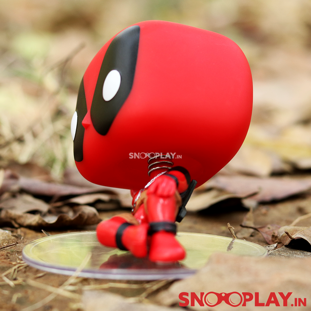 Buy Original Marvel Deadpool Lying On Road Action Figure Collectible Figurine Online India Best Price