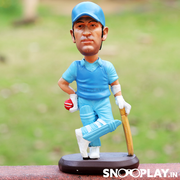 Buy Mahendra Singh Dhoni Action Figure Bobblehead Desk Table Decoration Collectible Best Price