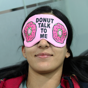 Donut Sleeping Eye Mask