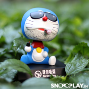 Doraemon Bobbleheads Action Figure Car Decoration