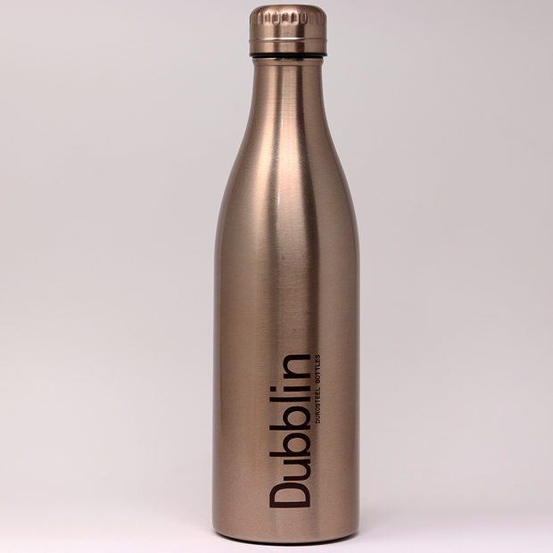 Dubblin - Vintage Water Bottle (1000ml)