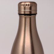 Buy Dubblin - Vintage Stainless Steel 1000ml (1 Ltr) Water Bottle online india best price