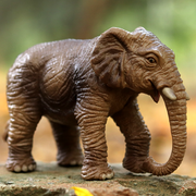 Asian Elephant Animal Figure - National Geographic Original Online India Best Price