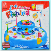 Fishing Game (Musical Fish Catching Game)