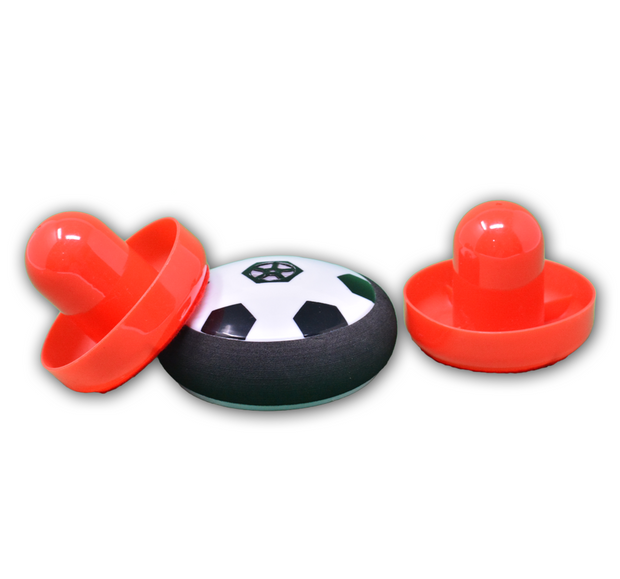 Buy table top air football game with goal post airhockey - Snooplay.in for family and friends