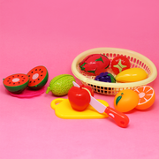 Fruits Set For Kids (Learn Chopping)