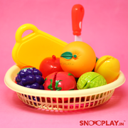 Food Heaven Fruits Big with knife toy kids newborn toddlers online