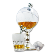 Globe Drink Dispenser party decoration quirky liquor dispenser