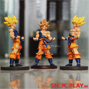 Goku - Dragon Ball Z Action Figure