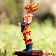 Buy Goku - Dragon Ball Z Action Figure best quality room desk table decoration online India best price (6.25 Inches)