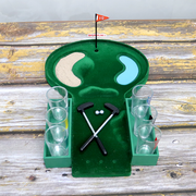 This Drinking Golf party game also makes a great gift for your colleague or friend.