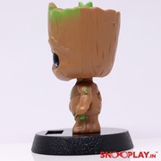 Baby Groot Solar Powered Bobble Head