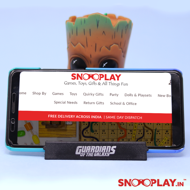 Groot bobble head action figure Car Decoration & Phone Stand Online India Best Price