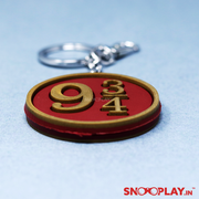Pillar Number 9¾ Harry Potter Keychain Online India Best Price