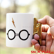 Buy Harry Potter Magical Ceramic Mug for harry potter fans harry potter lovers online India best prices