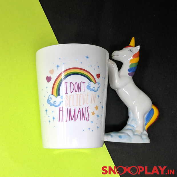 3D Unicorn Coffee Mug