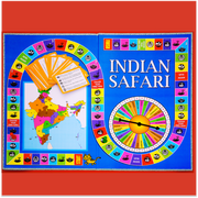 Indian Safari Game