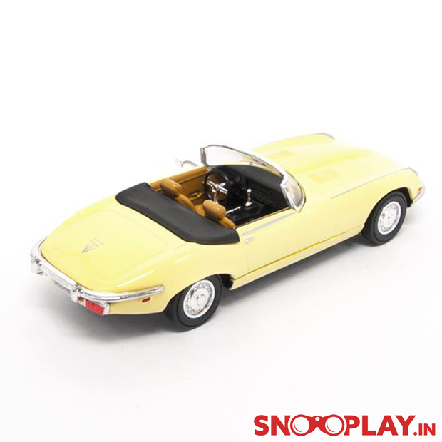 1971 Jaguar E Type Diecast Car Model Online India Best Price