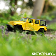 Buy Jeep Wrangler Unlimited 2015 Die Cast Pull back Car Model Collectible