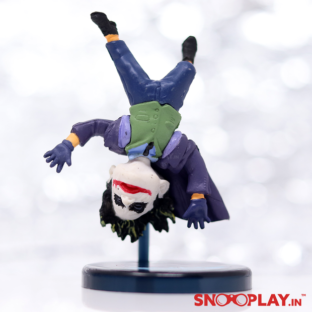 Joker Falling Batman - The Dark Knight Inspired Action Figure