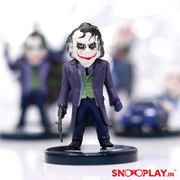 Joker With Gun Batman - The Dark Knight Inspired Action Figure