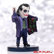 Joker With Cards & Granades Batman - The Dark Knight inspired Action Figure