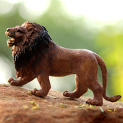 African Lion Animal Figure - National Geographic Original