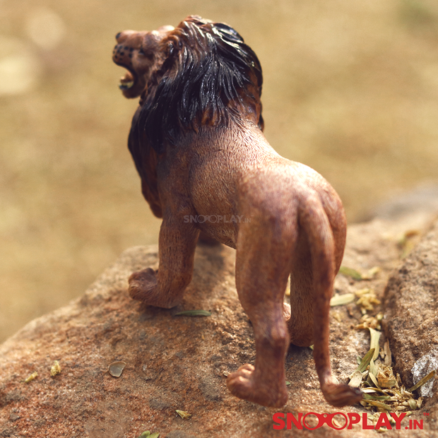 African Lion Animal Figure - National Geographic Original Online India Best Price