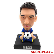 Messy Bobble Head Action Figure Car Decoration Mobile Stand