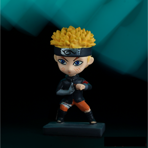 Naruto Bobble Head Action Figure