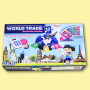 Electronic World Trade (International Banking Strategy Game)