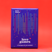 Love Games Cards - The Ultimate Couples Card Game | Talk, Flirt & Dare