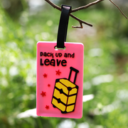 Buy Pack and Leave Luggage Tag Travel Essentials Online India Best Price