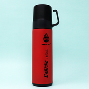 Pearlpet (600 ml) 3 in 1 Sports Camping Insulated Water Bottle / Thermos