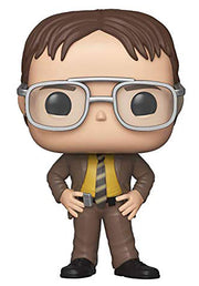"The Office TV Show ""Dwight Schrute"" - Funko Pop Action Figure"