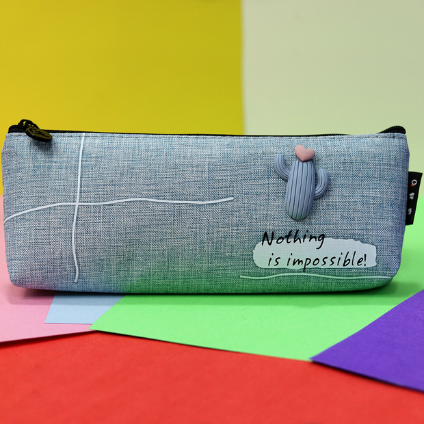 Nothing is impossible Pencil Box Pouch