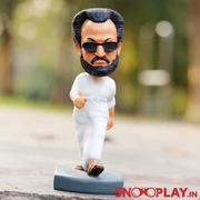 Buy Superstar Rajnikant Petta Action Figure Bobblehead Desk Table Decoration Collectible Best Price