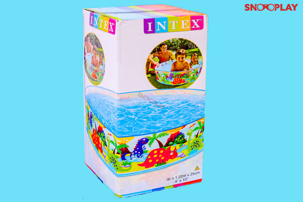 Pool (4 feet) swimming for baby and kids buy online:- Snooplay.in