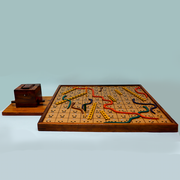 Braille Snakes & Ladders Board Game for The Blind