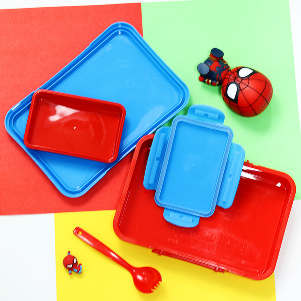 Spiderman Insulated Lunch Box