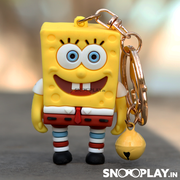 The SpongeBob Action Figure Keychain is the perfect gift for folks who love the iconic TV Show- SpongeBob Square Pants.