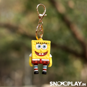 This cute keychain has a little charm with the keyring which produces a beautiful sound when moved.