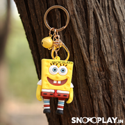 Check this fun action figure keychain out if you are looking  for gifts in the category- keychains, fun keyrings, gifts, gifts for him, gifts for her, spongebob merchandise.