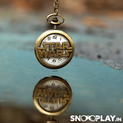 Star Wars Antique Analog Pocket Watch Vintage Keychain Online India best Price